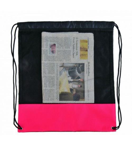 Çantalar - İpli Torba Çanta