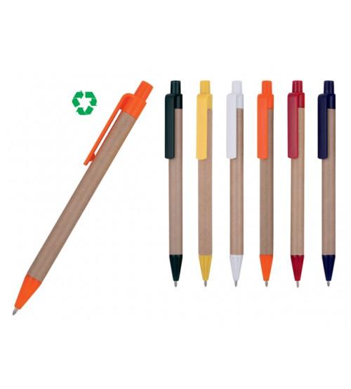 Plastik Ürünler - Organik Tükenmez Kalem